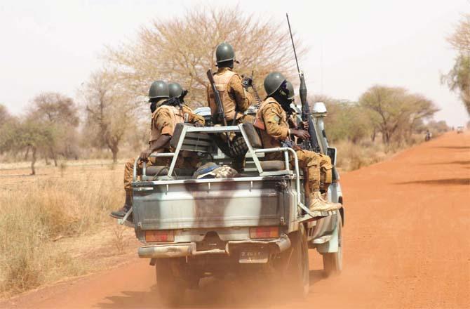 urkina Faso Army Lacks Resources (File Photo)