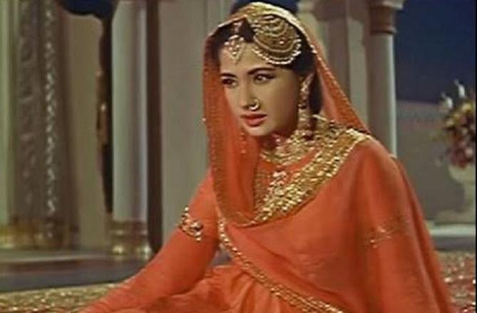 Meena Kumari.Picture:INN