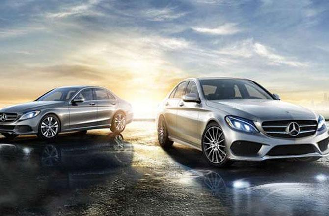 Mercedes Sedan - Pic : INN