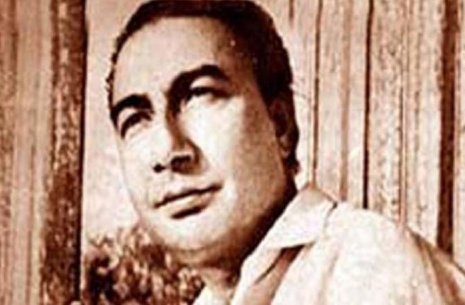Sahir Ludhianvi. Picture:INN