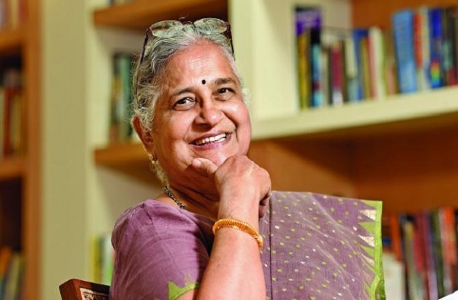 Sudha Murty. Picture:INN