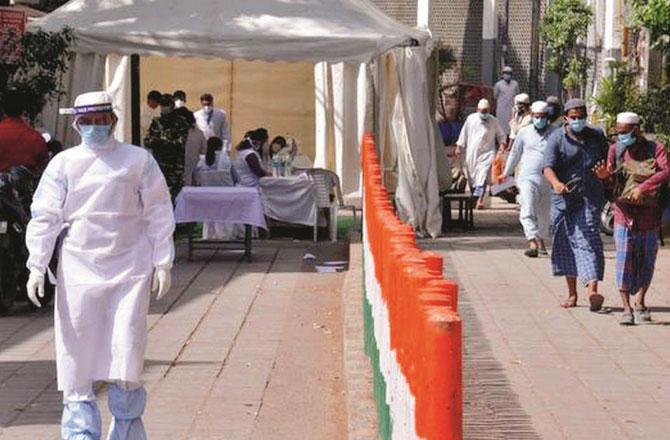 Tablighi Jamaat - Pic : INN