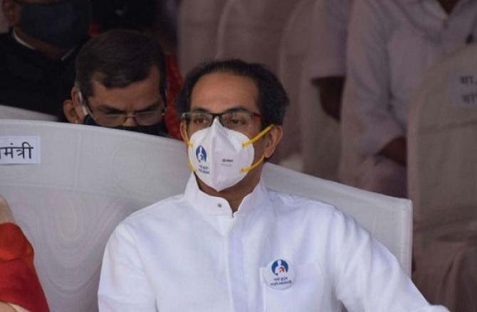 Uddhav Thackeray.Picture:INN