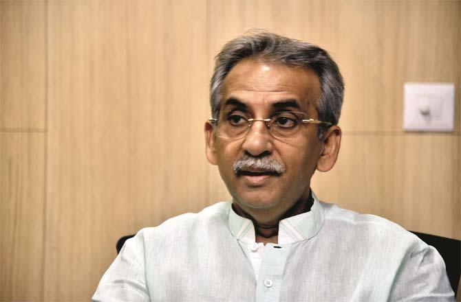 Amin Patel.Picture:Inquilab