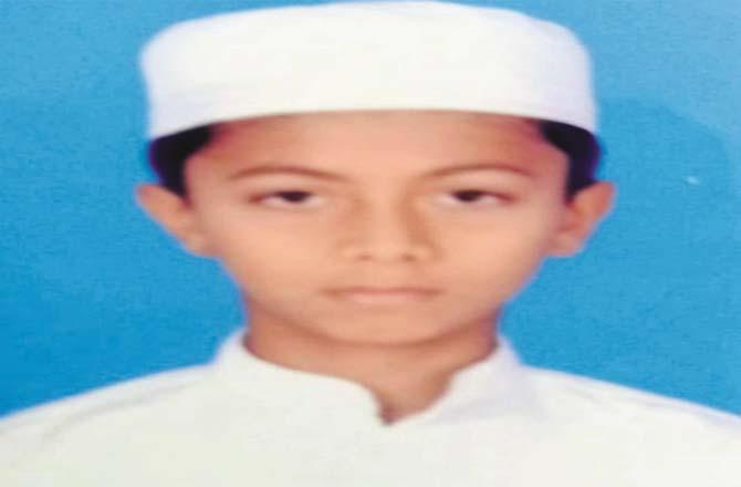 Hafiz Abrar.Picture:Inquilab