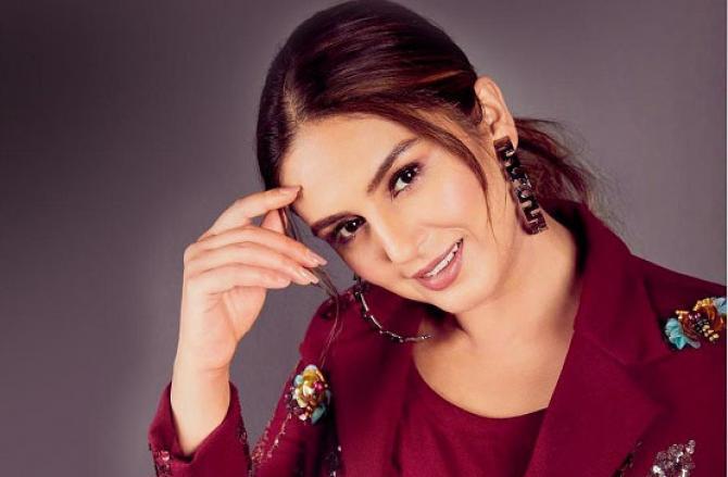 Huma Quresh.Picture:INN