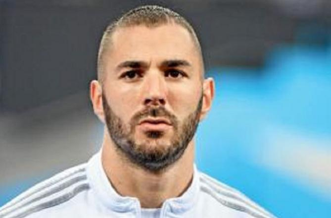 Karim Benzema. Picture:INN