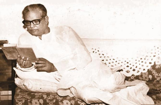 Majrooh Sultanpuri. Picture:INN