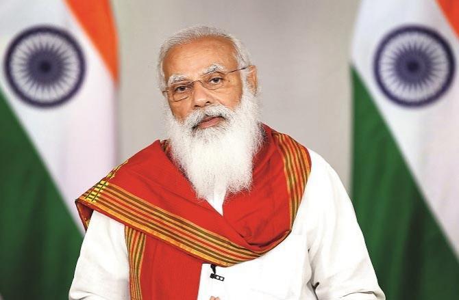 Narendra Modi.Picture:INN
