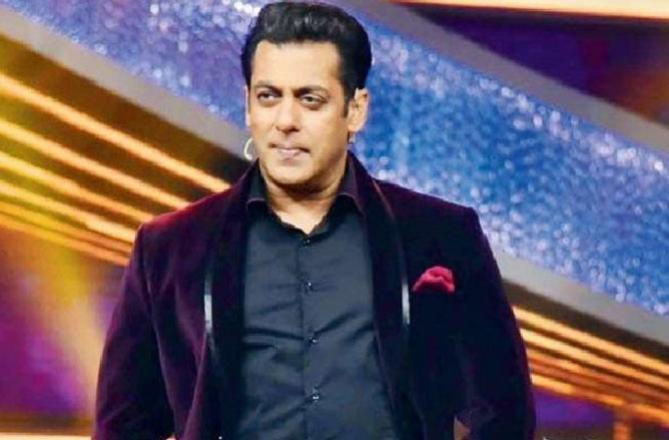 Salman Khan.Picture:INN