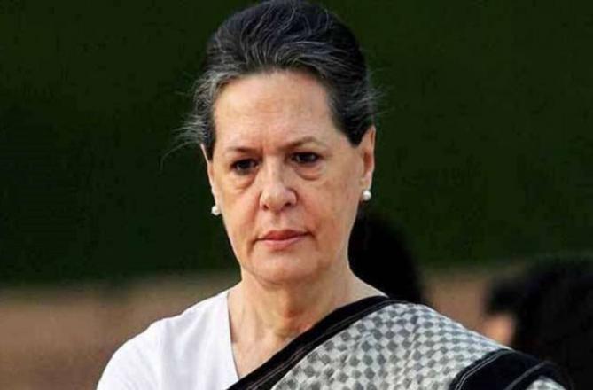 Sonia Gandhi.Picture:INN