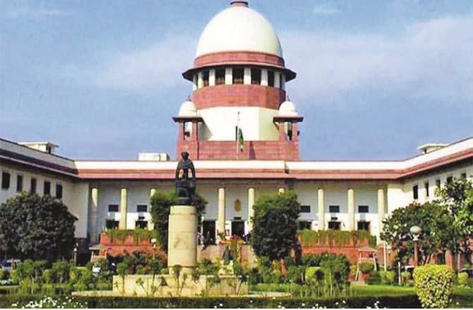 Supreme Court of India.Picture:PTI