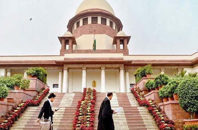 Supreme Court of India.Picture:INN