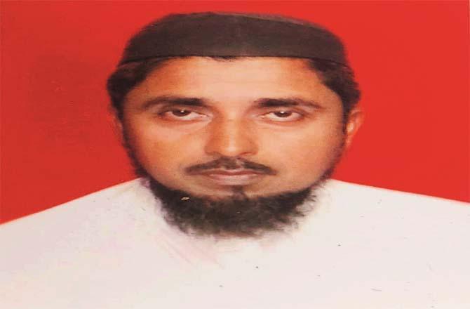 Hafiz Nematullah Khan.Picture:Inquilab