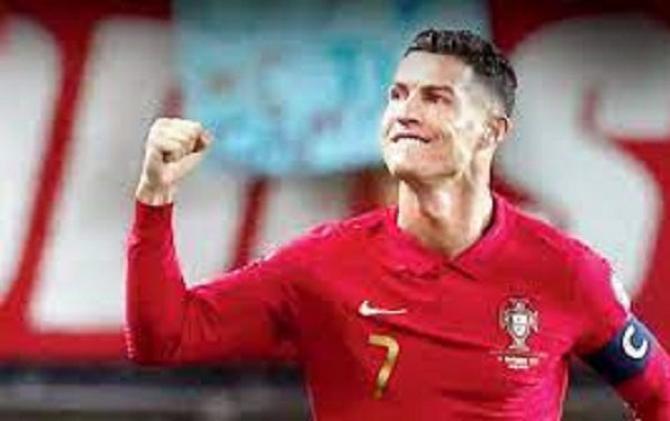Cristiano Ronaldo.Picture:INN