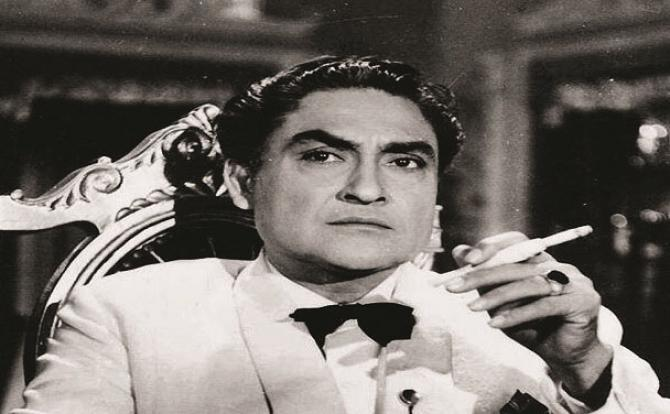 Ashok Kumar played all kinds of roles from hero to comedy.Picture:INN
