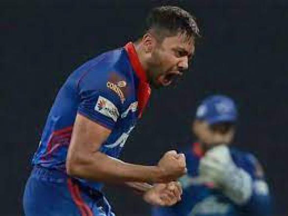 avesh khan. Picture:INN