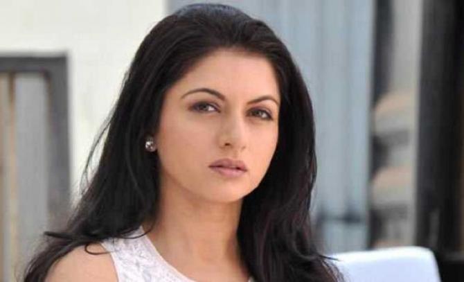 Actress Bhagyashree`s.Picture:INN