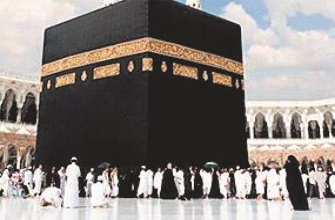 Indian pilgrims are awaiting permission from the Saudi Arabian government. (File photo)