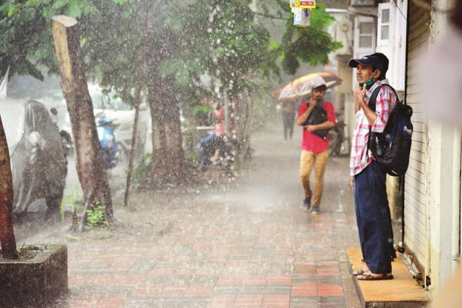 Heavy rains due to storms can cause problems for citizens.Picture:INN