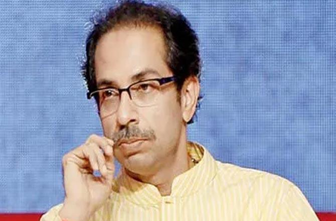 Chief Minister uddhav thackeray.Picture:Midday
