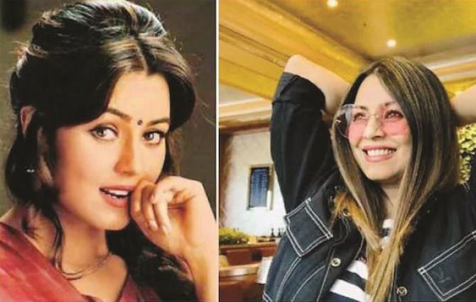 Actress Mahima Chaudhary. Picture:INN