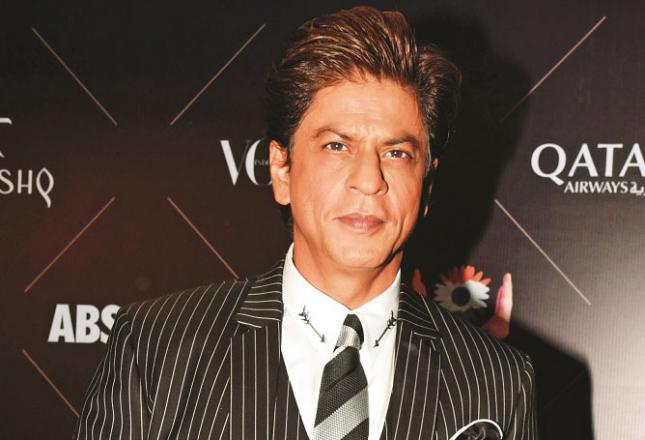Shah Rukh Khan.Picture:INN